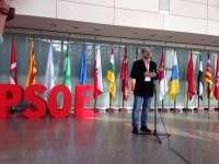 Lambán sostiene que el PSOE es el único partido que ofrece un