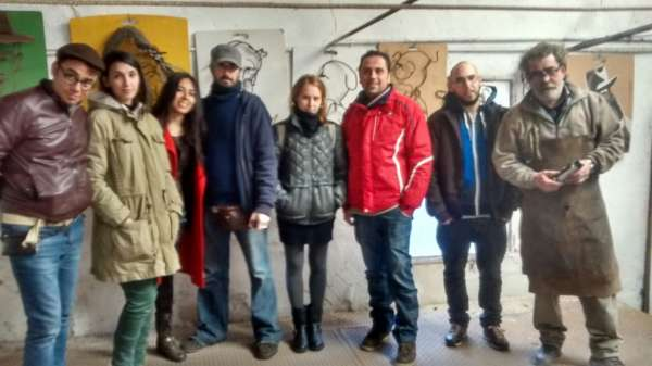 Arranca en Cuenca 'Pase sin llamar', proyecto basado en la organización de exposiciones en una red de casas creativas