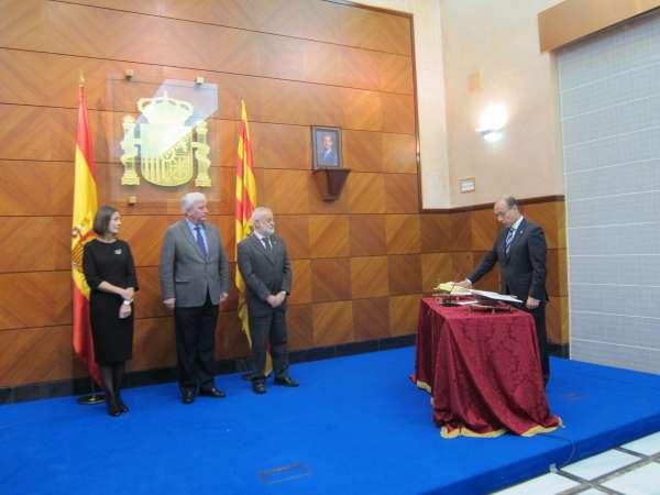 José Antonio Mérida, nuevo jefe provincial de Tráfico