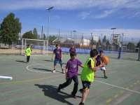 Diputación y Federación Andaluza de Baloncesto programan una liga metropolitana de minibasket y preminibasket