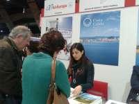 Turismo promociona los atractivos de la 'Costa Cálida-Región de Murcia' en el 'Salon des Vacances' de Bruselas