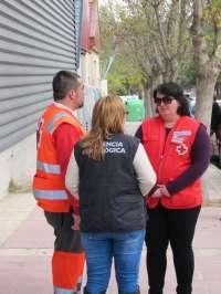 Unidad de Primeros Auxilios Psicológicos de Protección Civil de Murcia atiende a más de 700 personas en menos de un año