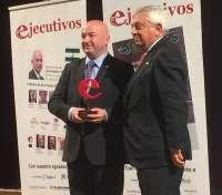 La revista 'Ejecutivos' premia a la empresa Baeza por su apuesta por la eficiencia energética