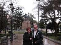 Nazaret Martín y Eduardo Moscardó aclaran que se presentan a Ganemos