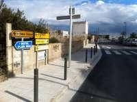 Ibiza invierte 112 mil euros en mejorar calles de Talamanca y Ses Figueres
