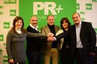 PR+ proclama oficialmente sus candidatos para Calahorra, Arnedo, Haro y Santo Domingo de la Calzada