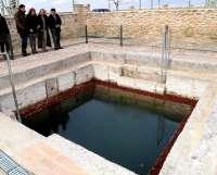 Inaugurados los 'Baños del Hervidero' en Carrión de Calatrava, populares por las propiedades de sus aguas termales