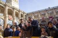 Monasterio de San Jerónimo abre sus puertas en febrero y su claustro acogerá espectáculos en primavera