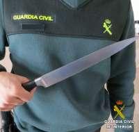 La Guardia Civil detiene a una persona por tentativa de robo con violencia en una gasolinera de Nalda
