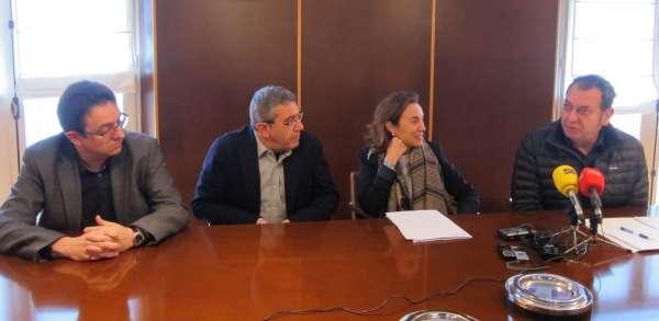 Ábalos destaca que el proyecto de la estación de autobús de Logroño