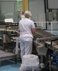 La cifra de negocios del sector industrial crece un 1,2 por ciento en el conjunto de 2014 en Extremadura