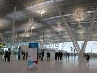 El aeropuerto de Santiago crece más de un 11% en pasajeros en sus conexiones internacionales en enero