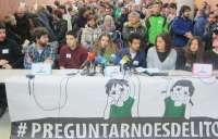 (AMP) Los nueve imputados por escrache a Diego recurren el auto y piden la declaración del presidente