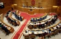 (AV.) La presidenta del Parlamento accede a reconsiderar el reparto de iniciativas tras las protestas de la oposición