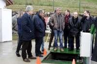 Concluido el saneamiento de la cuenca media-alta del Campiazo, que beneficia a cuatro municipios