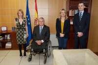 Gobierno y Junta de CyL reiteran su compromiso contra el