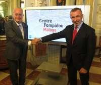 La Junta Electoral considera que la visita al Pompidou no contraviene la legalidad ya que
