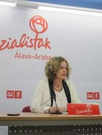 La Comisión Ejecutiva del PSE de Álava decidirá esta tarde un nuevo candidato tras la renuncia de Berrocal