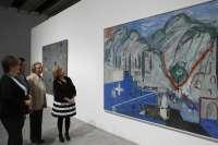 Una exposición aborda el arte de los 80 mostrando medio centenar de pinturas de la colección Circa XX