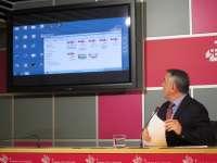 La Diputación destina 421.000 euros a dar soporte informático a las Entidades Locales de Álava durante 2015
