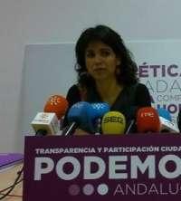 Rodríguez (Podemos) subraya