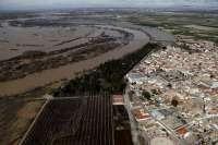 Los vecinos de Pina de Ebro no serán evacuados
