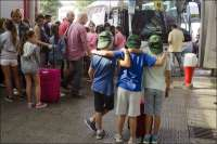 BBK abre el plazo de inscripciones para las colonias de verano 2015 en Sukarrieta, con 1.800 plazas, un 50% más