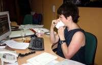 La epidemia de gripe en Cantabria