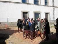 La próxima restauración de la Alcazaba de Badajoz permitirá habilitar un área de yacimiento arqueológico