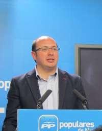 Sánchez revela que ha hablado con Rajoy, Valcárcel y Garre y preparará campaña siendo consejero