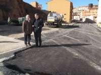 Finalizan las obras del eje de conexión del Centro Histórico de Teruel con las Arcillas