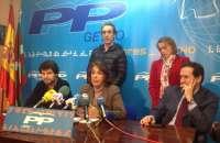 Marisa Arrúe renuncia a la candidatura del PP de Getxo, tras 20 años como cabeza de lista