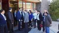 Los eurodiputados Sergio Gutiérrez y Édouard Martin piden al Gobierno