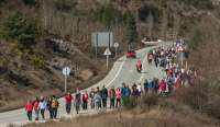 Miles de peregrinos participarán este fin de semana en la primera Javierada, que cumple su 75º aniversario