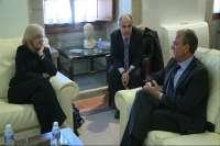 La comisaria europea de Política Regional pone a Extremadura como
