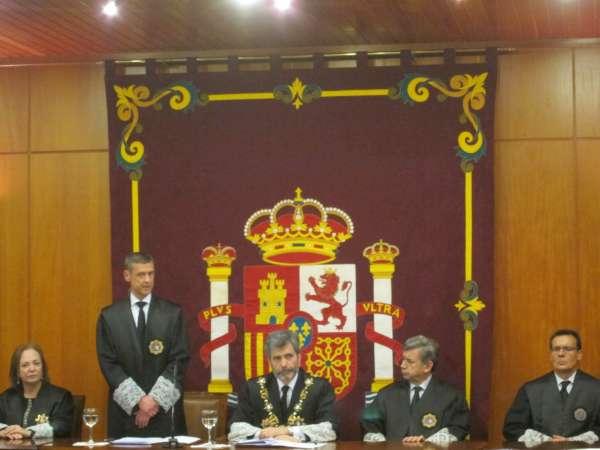 López del Moral se marca como reto al frente del TSCJ