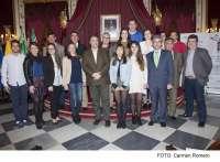 Diputación y CEEI entregan los premios a los mejores negocios ideados por alumnado de Bachillerato