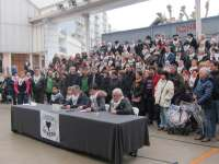 Etxerat llama a manifestarse el sábado en San Sebastián 'Por la defensa de los derechos de los presos y sus familiares'