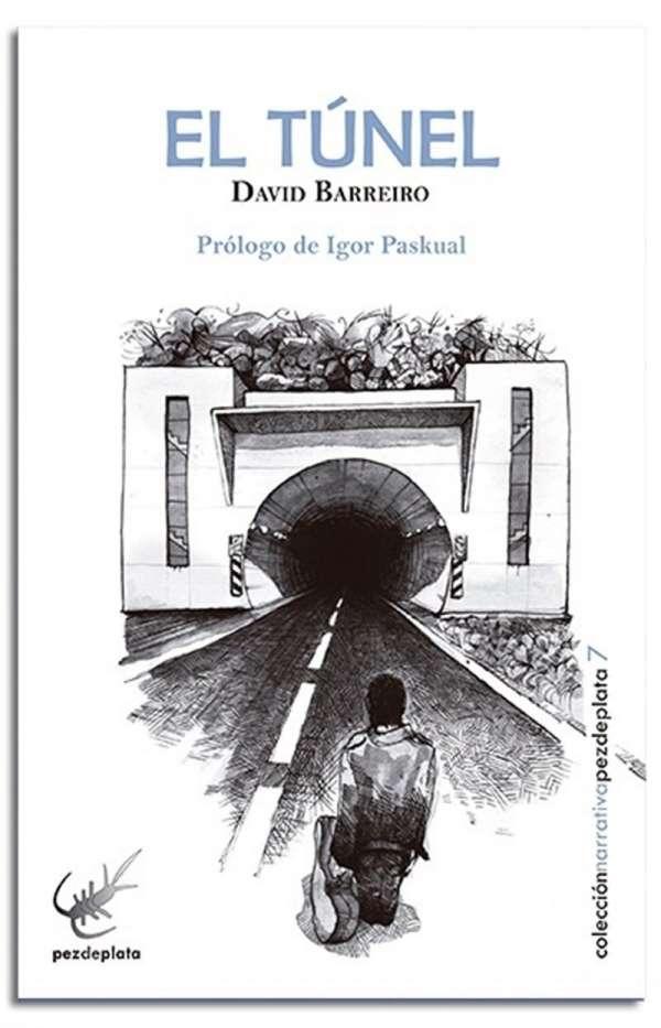 David Barreiro refleja la crisis a ritmo de rock en su novela 'El túnel'