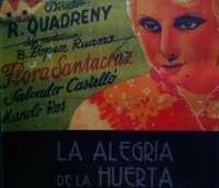 La Filmoteca proyecta este lunes 'La alegría de la huerta', rodada en Murcia en 1939
