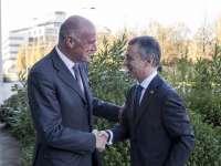 El lehendakari Urkullu preside este martes la Asamblea de la Eurorregión Aquitania-Euskadi