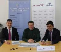 Caja España-Duero facilitará financiación a la Asociación 'Rivera de Gata', compuesta por 270 empresarios emprendedores