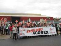El Comité de Empresa de Acorex pide la vuelta de cooperativas que dejaron la entidad para que haya