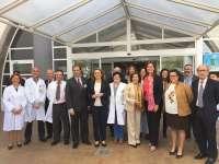 El nuevo Hospital de Día Oncológico de Osuna permitirá atender cerca de 3.000 tratamientos de quimioterapia