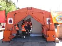 Gerencia de Urgencias y Emergencias Sanitarias refuerza sus recursos para garantizar la asistencia en el Bando