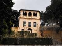 Abre al público de manera excepcional el Mirador Romántico del Generalife
