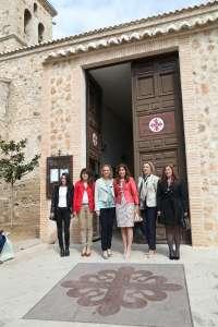 S.Casero resalta que Castilla-La Mancha ha tenido una gran afluencia de visitantes
