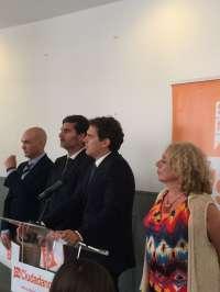 Ciudadanos asegura que en Canarias actualmente no pactaría