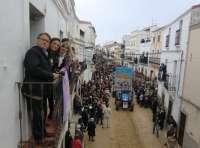 Del Moral anima a Arroyo de la Luz a pedir la declaración de Interés Turístico Nacional para el Día de la Luz