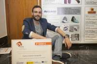 The design of a package of a student from the School of Art in Segovia, awarded by the Valencian Innovation Cluster